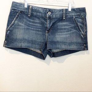 American Eagle Jean shorts 14 Short